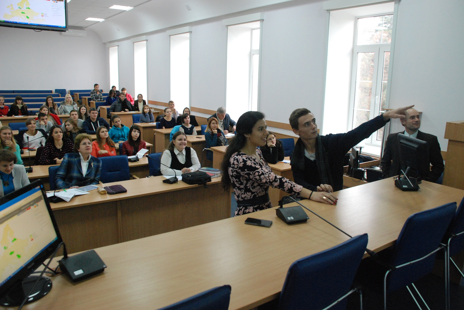 Trainings in Sumy and region: a selection of sites