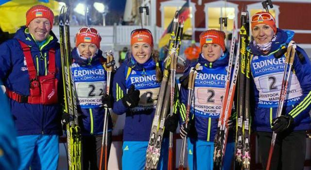 SSU Master student Juliya Dzhyma won silver in the Biathlon