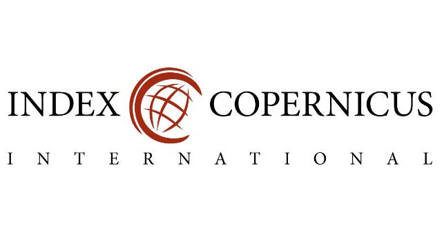index copernicus ile ilgili görsel sonucu